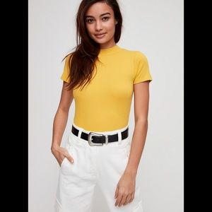 Nora Cropped Top ( from Aritzia )